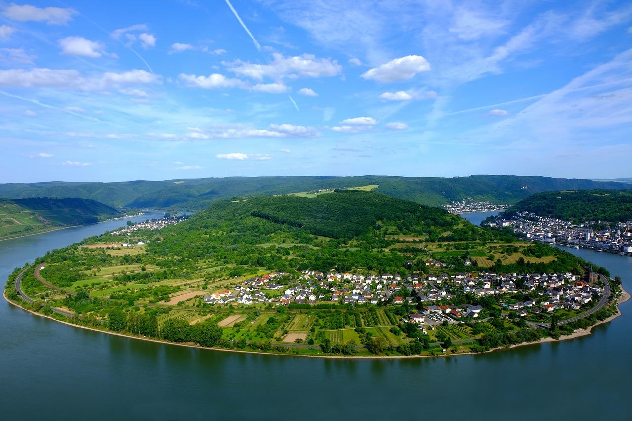 Weinbau im Mittelrhein