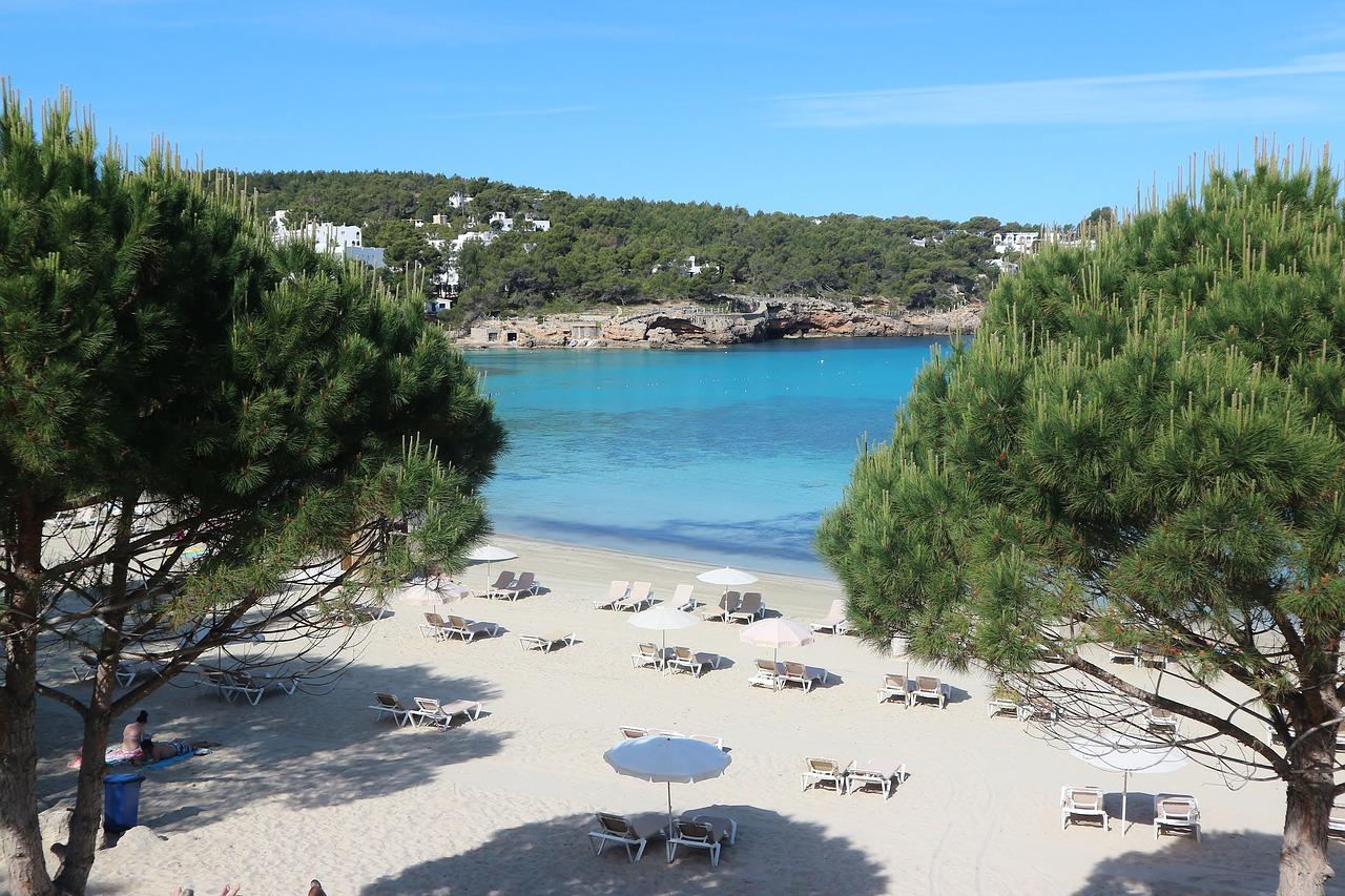 Portinatx auf Ibiza