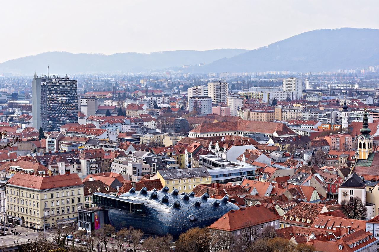 Graz in der Steiermark