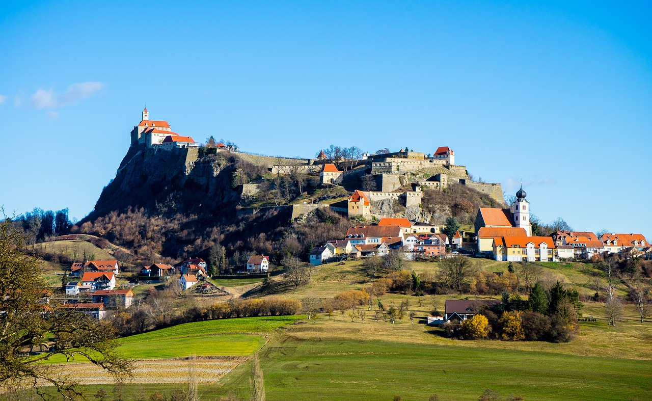 Schloss Riegersburg in der Steiermark