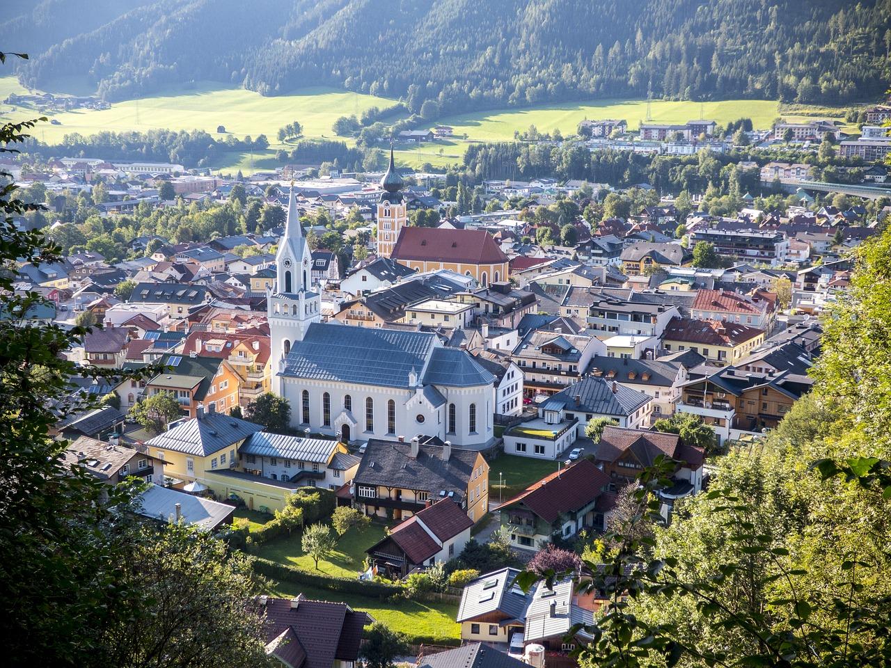 Schladming im Steiermark