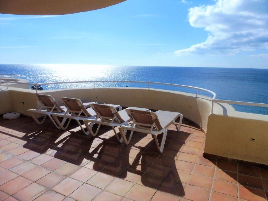 Ferienwohnung Strandpenthouse Bermuda Beach 3