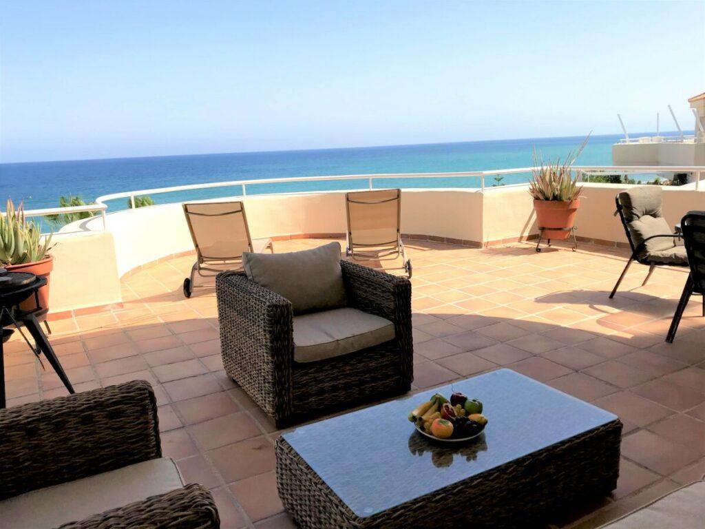 Ferienwohnung Penthouse Bermuda Beach 2