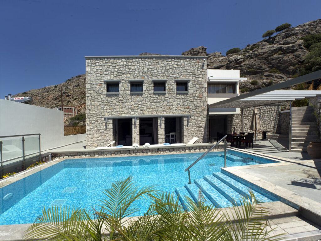 Villa Armonia auf Rhodos