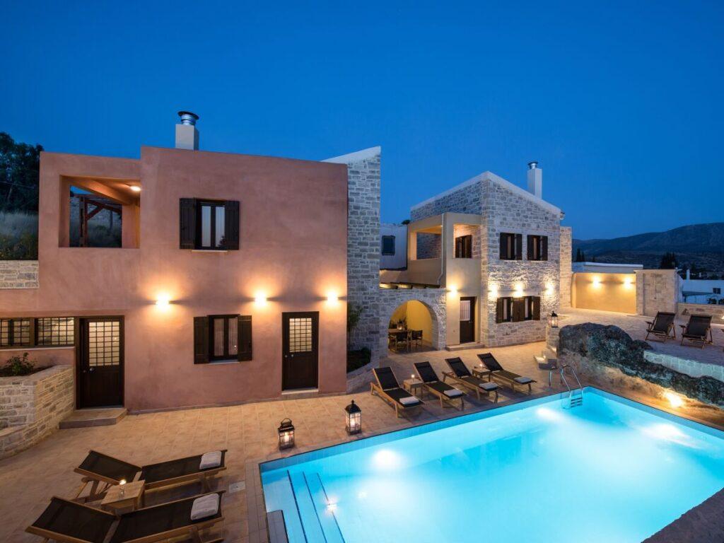 Villa Dafne auf Kreta